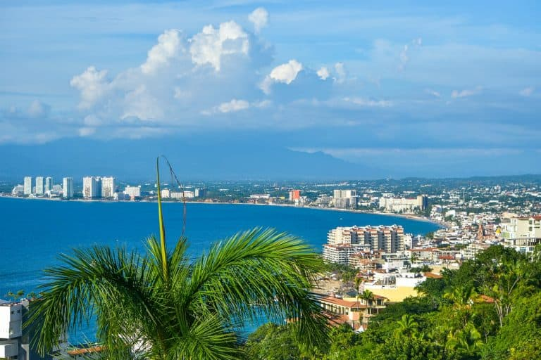 Puerto Vallarta City Sea Side