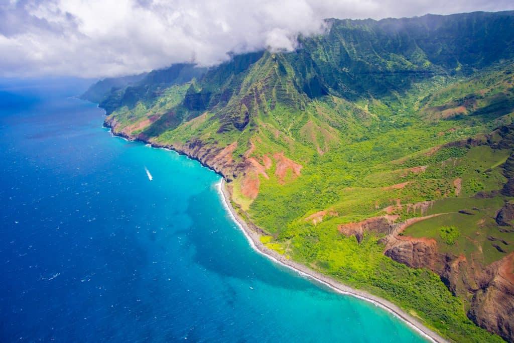 Island of Kauai - Hawaii